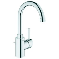 Grohe wastafelmengkraan Concetto. 1