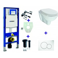 Geberit UP320 wandcloset pack 18. 1