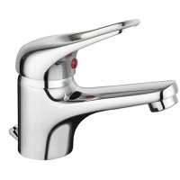 Sanifun Schütte PORTO basin mixer, chrome