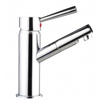 Sanifun Schütte CORNWALL basin mixer, chrome