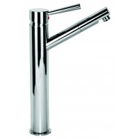 Sanifun Schütte CORNWALL basin mixer for surface-mounted washbasins, chrome