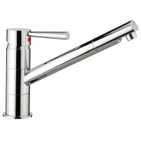 Sanifun Schütte CORNWALL sink mixer, chrome