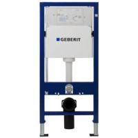 Geberit Duofix WC-element met UP100 inbouwreservoir. 1