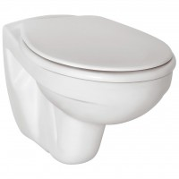Ideal Standard hangtoilet Astor 52 Wit. 1