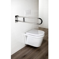 Sanifun Allibert toilet hendelgreep Usis Chroom 70. 1