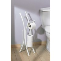 Sanifun Allibert toiletrolhouder Corfou Wit. 1