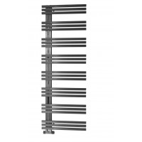 Sanifun design radiator Phoenix 100 x 50 RVS. 1