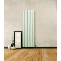 Sanifun design radiator Boston 200 x 48 Wit. 1