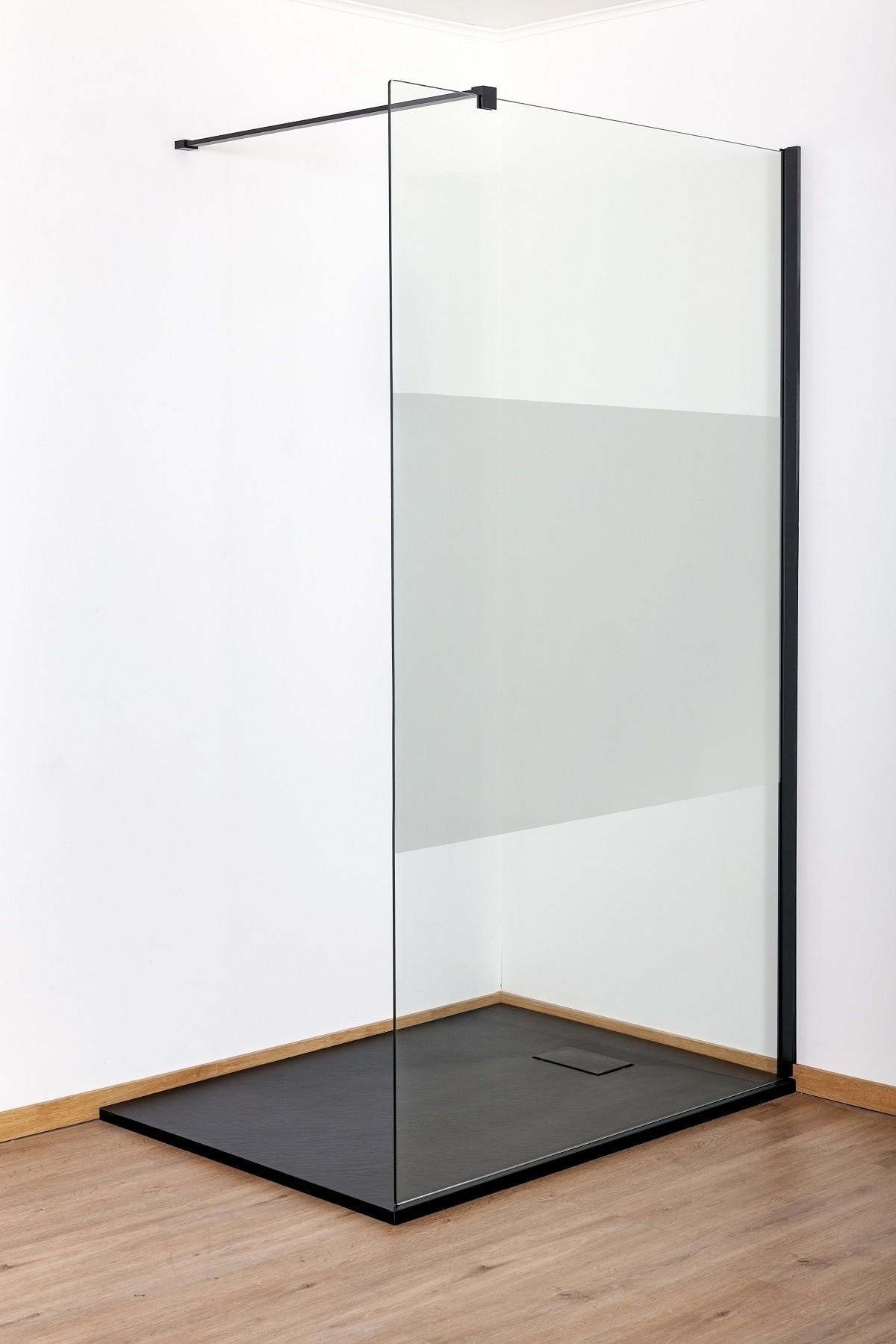 Sanifun douchewand Amber 200 x 157 mat.