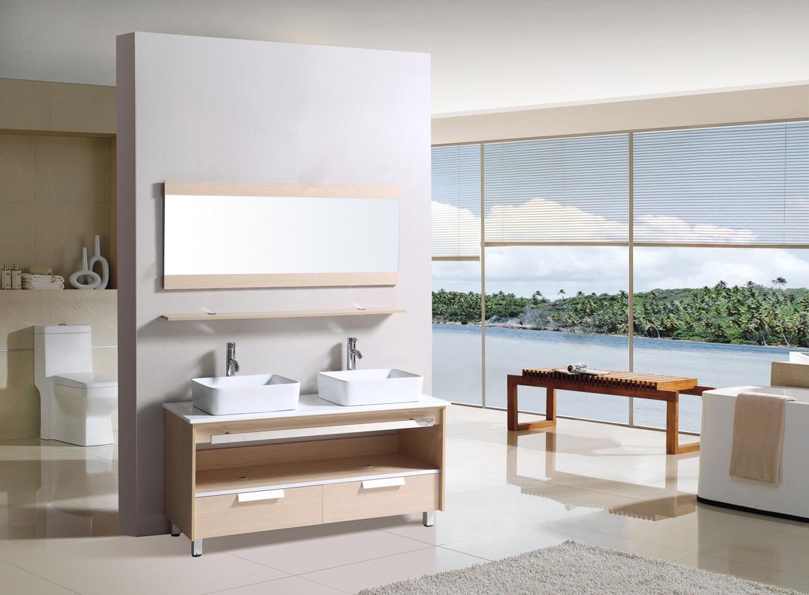 Hoe hoog hangt een badkamermeubel? blog