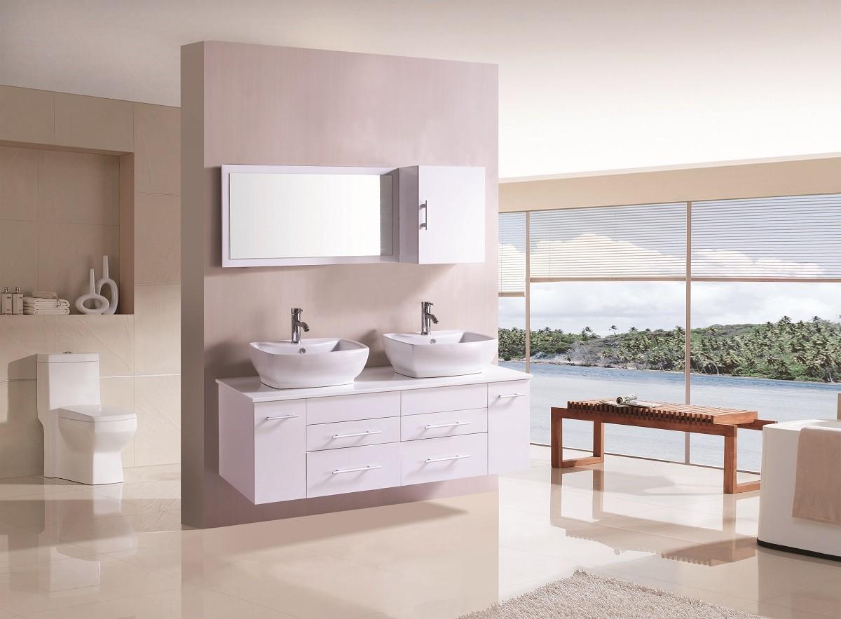 badkamerkast voor onder wastafel