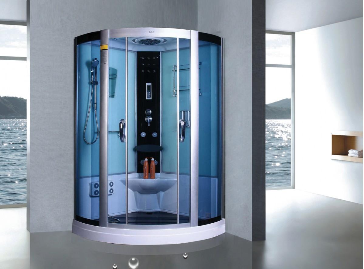 Badkamer bad douche combinatie: badkamer voorbeelden met een ...