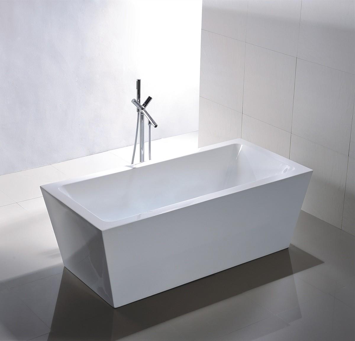 Vrijstaand Bad In De Badkamer Blog Online Sanitairkopen Nl