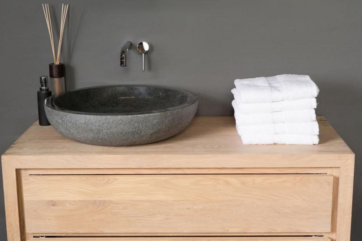 Waskommen van natuursteen in jouw badkamer | Blog Sanifun